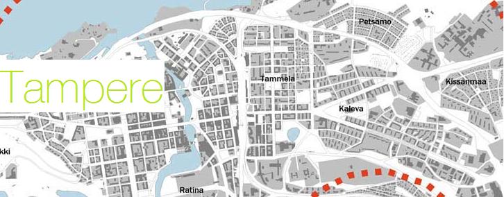 Tampere Kartta | Kartta