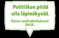 vaalirahoitus