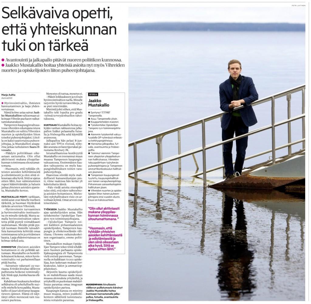 AL Jaakko Mustakallio koko aukeama