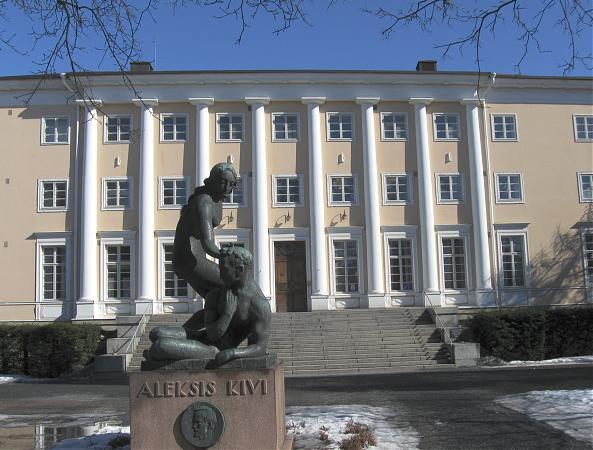 kirjastotalo